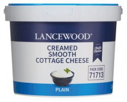 LANCEWOOD CREAMED SMOOTH COTTAGE CHEESE