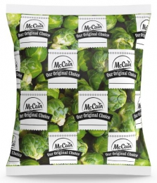 VEG Mc CAIN BRUSSEL SPROUTS