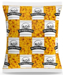 Mc CAIN CUT CORN