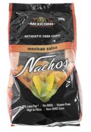 NACHOS MEXICORN ROUND SPICY