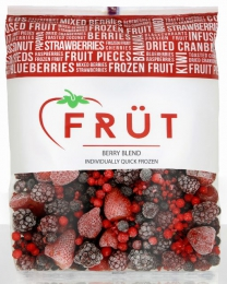 FRUIT MIXED BERRY IQF