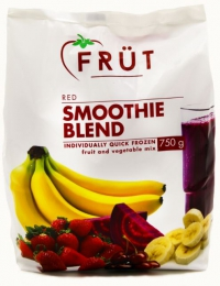 EUROBERRY RED SMOOTHIE MIX