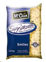 Mc CAIN SIGNATURE SMILES
