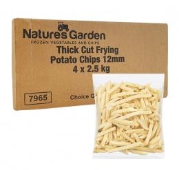 NATURES GARDEN CHIPS 12MM 4X2.5KG