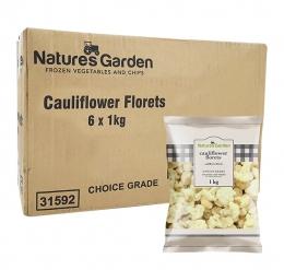NATURES GARDEN CAULIFLOWER 6X1KG