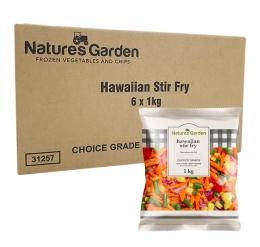 NATURES GARDEN HAWAIIN STIR FRY 6X1KG