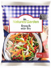 NATURES GARDEN FRENCH STIR FRY