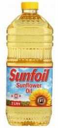 SUNFLOWER SUNFOIL OIL