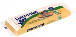 DAIRY CHEESE SLICES (54) CHEDDAR P/M 900G LOOSE