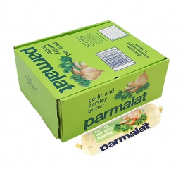 PARMALAT BUTTER GARLIC & PARSELY 10x150G