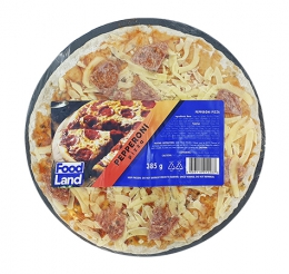 FOODLAND PEPPERONI PIZZA