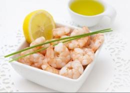 SEAFOOD PRAWN MEAT IMP 20/40 (FROZEN)