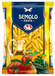 PASTA SEMOLO MACARONI