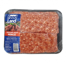FOODLAND BEEF GROUND MINCE (FRESH)