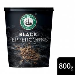 ROBERTSON WHOLE BLACK PEPPER CORNS