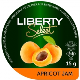 APRICOT JAM SMOOTH LIBERTY