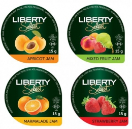 ASSORTED JAM LIBERTY