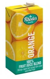 RHODES FRUIT JUICE ORANGE