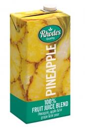 RHODES FRUIT JUICE PINEAPPLE