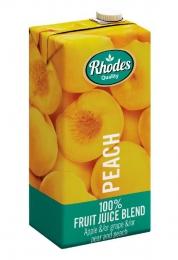 RHODES FRUIT JUICE PEACH