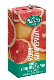 RHODES FRUIT JUICE RUBY GRAPE FRUIT