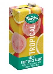 RHODES FRUIT JUICE TROPICAL