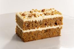 BRENELL SLICED CARROT CAKE (FROZEN)
