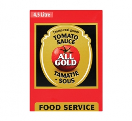 TOMATO SAUCE ALL GOLD