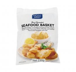 SEAFOOD BASKET MIX