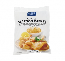 SEAFOOD BASKET MIX (FROZEN)