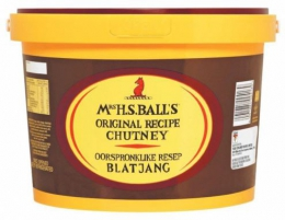 MRS BALLS CHUTNEY ORIGINAL
