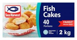 SEA HARVEST FISH CAKES
