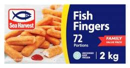 SEA HARVEST FISH FINGERS