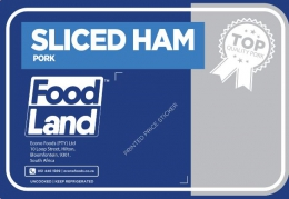 NSP SLICED SANDWICH HAM
