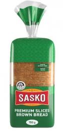 SASKO PREMIUM BROWN BREAD