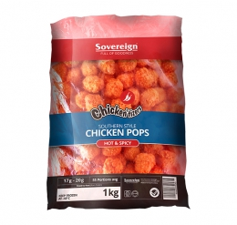 SOUTHERN STYLE CRUMBED CHICKEN SPICY POPS
