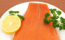 TROUT SMOKED SALMON SLICES 100G