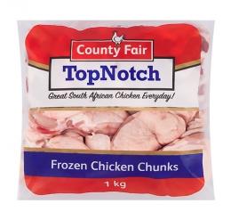 TOP NOTCH CHICKEN CHUNKS