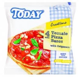 TODAY PIZZA BASE & TOMATO