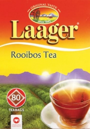 CATERING TEA BAGS LAAGER ROOIBOS