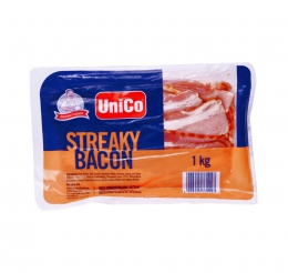 UNICO STREAKY BACON
