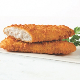 BATTERED & CRUMBED